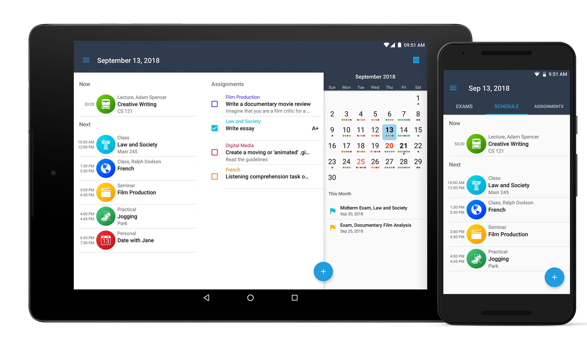 iStudiez Pro for Android – Best App for Students