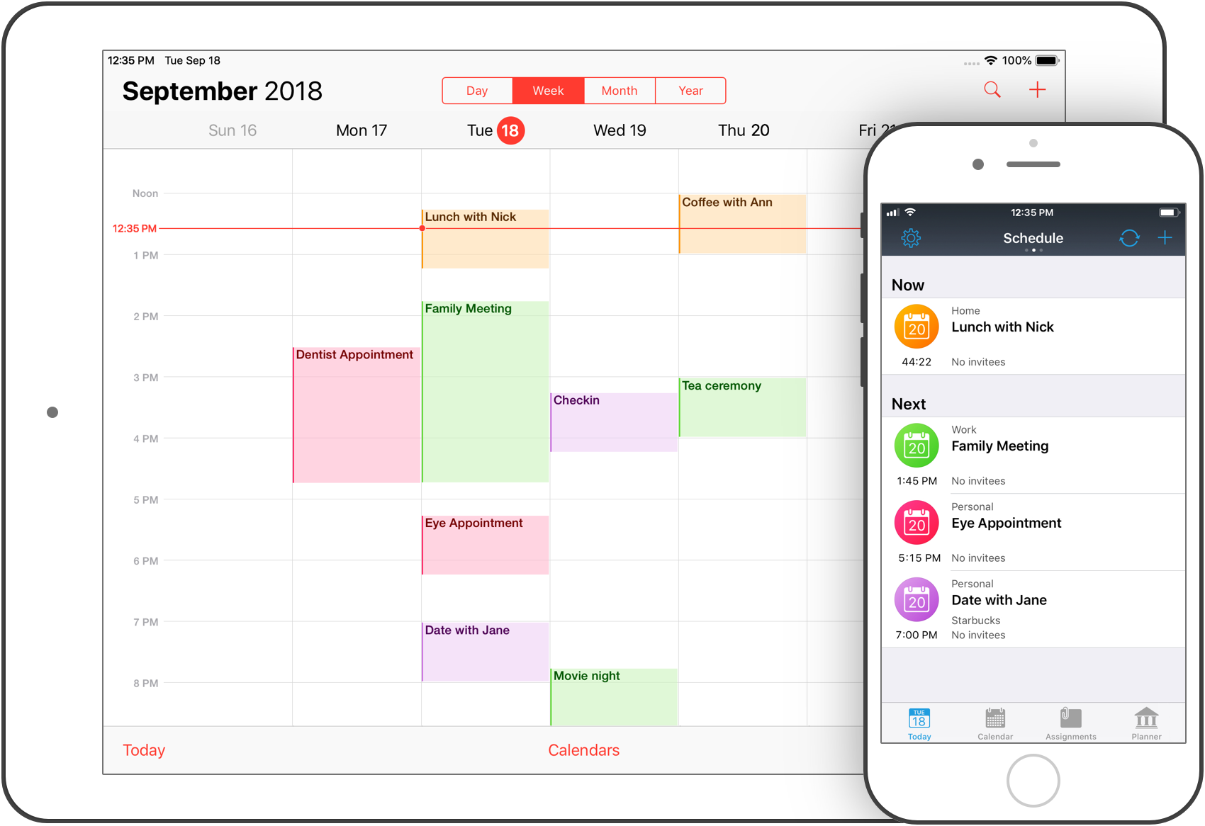 iStudiez Pro for iOS - Best App for Students