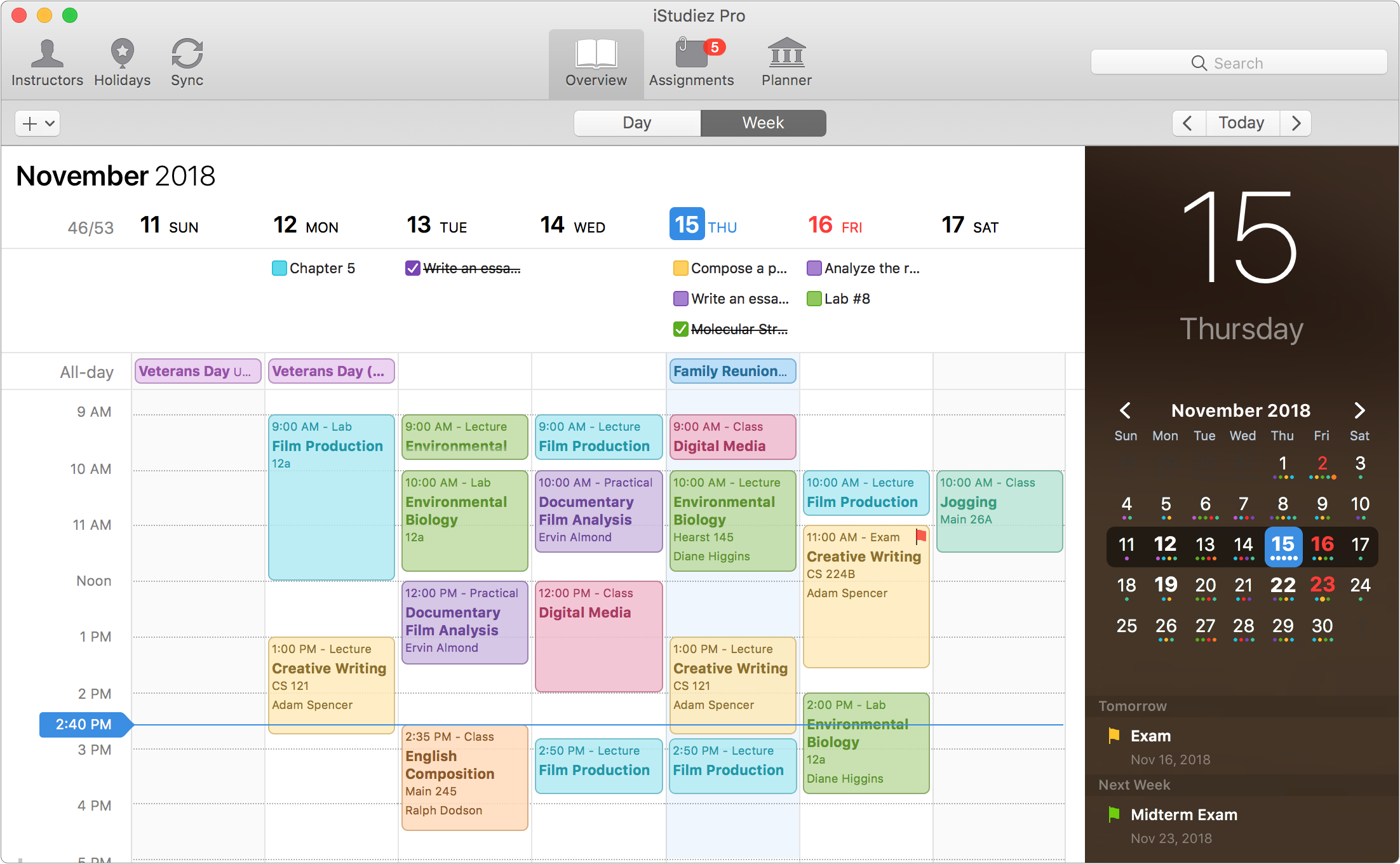 best party planning app for mac